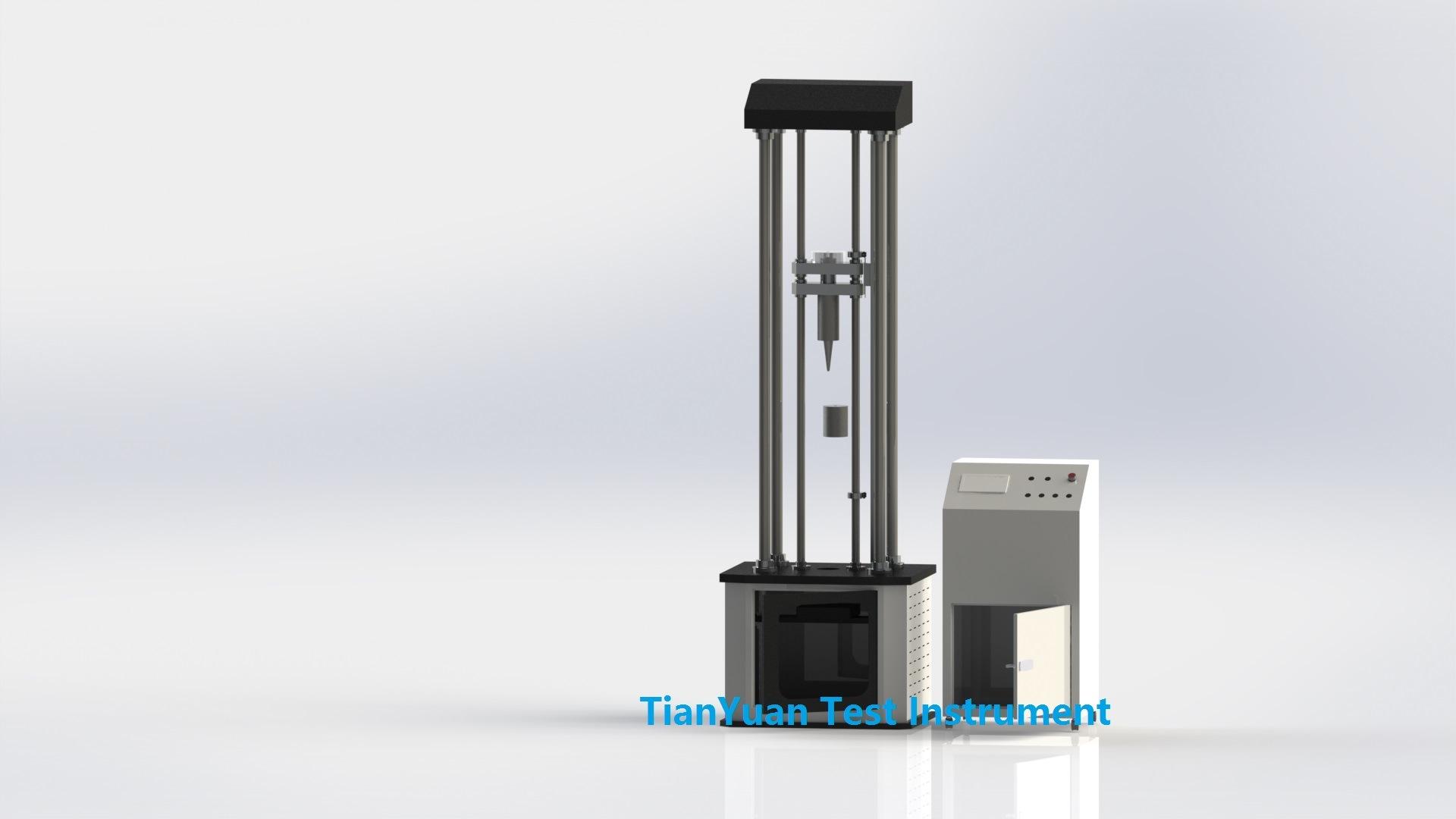 Ty-8008 Automatic Drop Hammer Testing Machine/Equipment