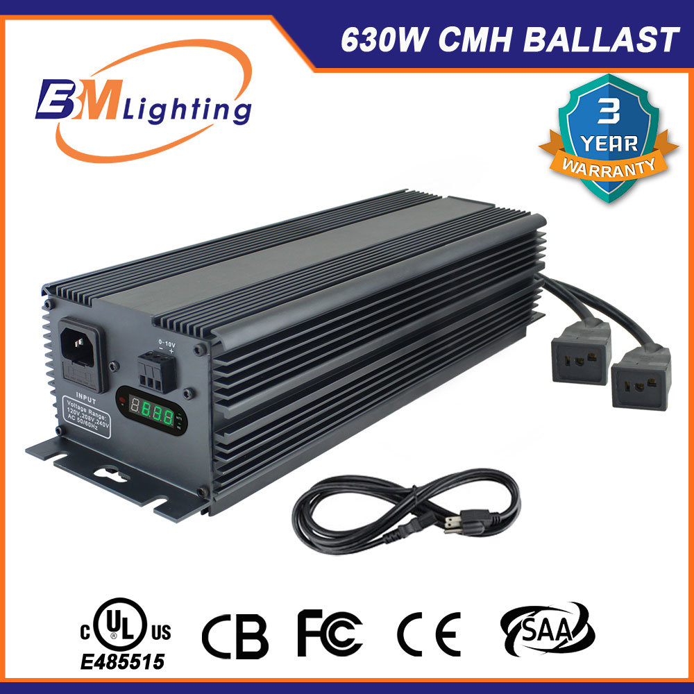 Grow Lights 1000W CMH Hydroponic HPS Mh Electronic Grow Light Ballast for Plant Growing