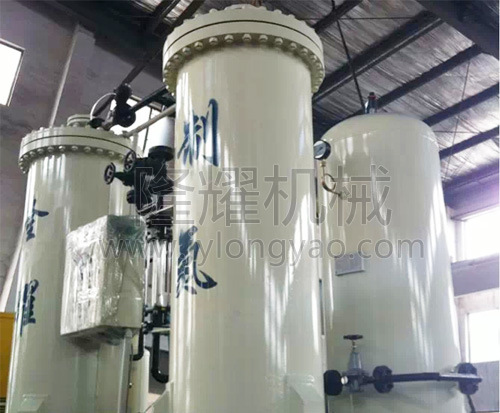 High Purity 99.999 N2 Gas Nitrogen Generator Plant