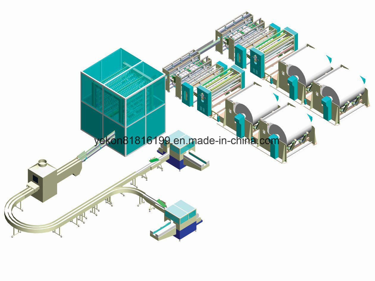 Tissue Folding Machine Product Line