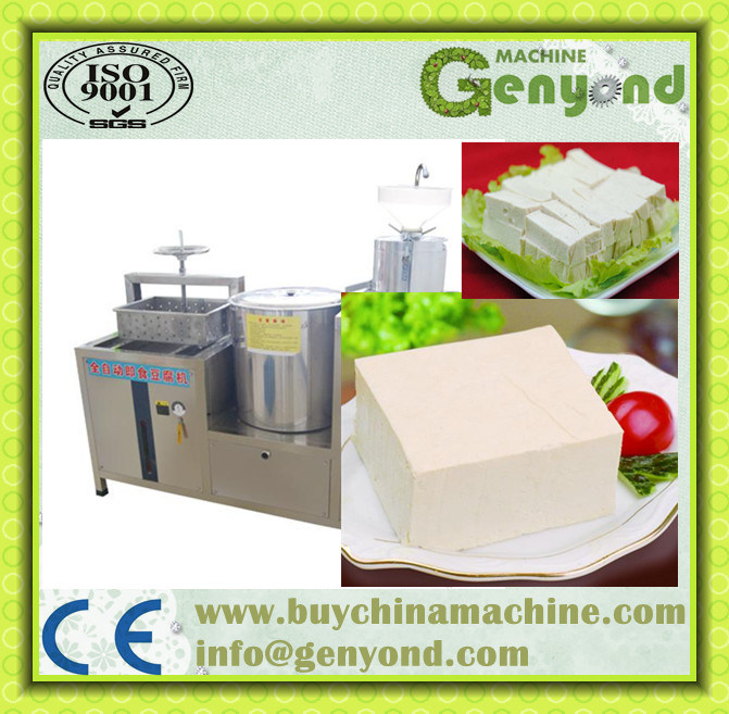 Bean Curd Production Line Tofu Making Machine