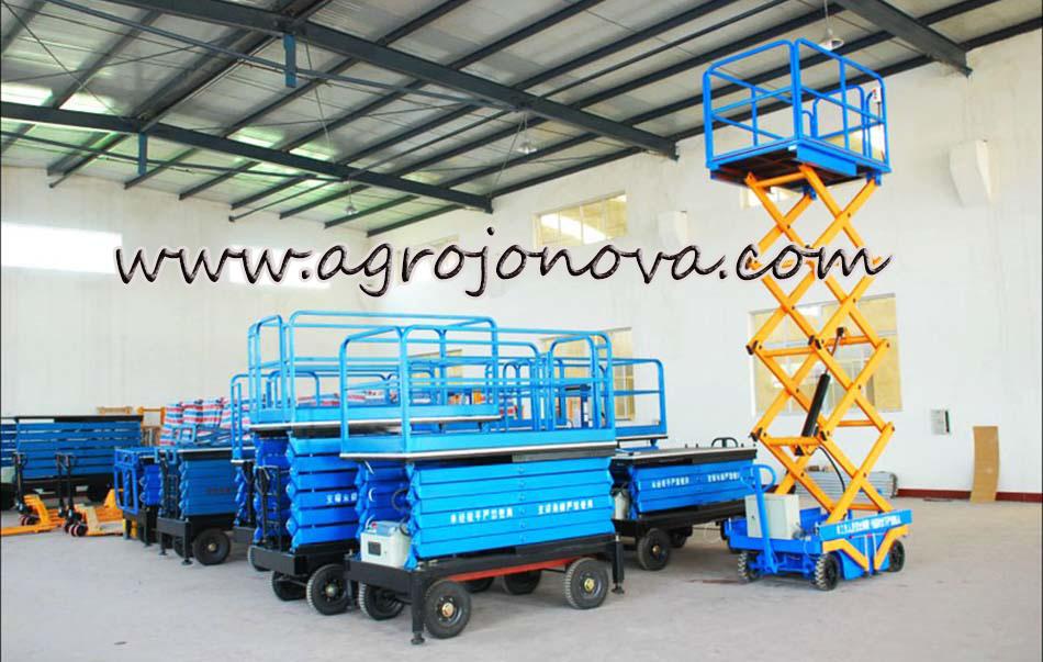 Lifting Platform Scissor Jn with Ce
