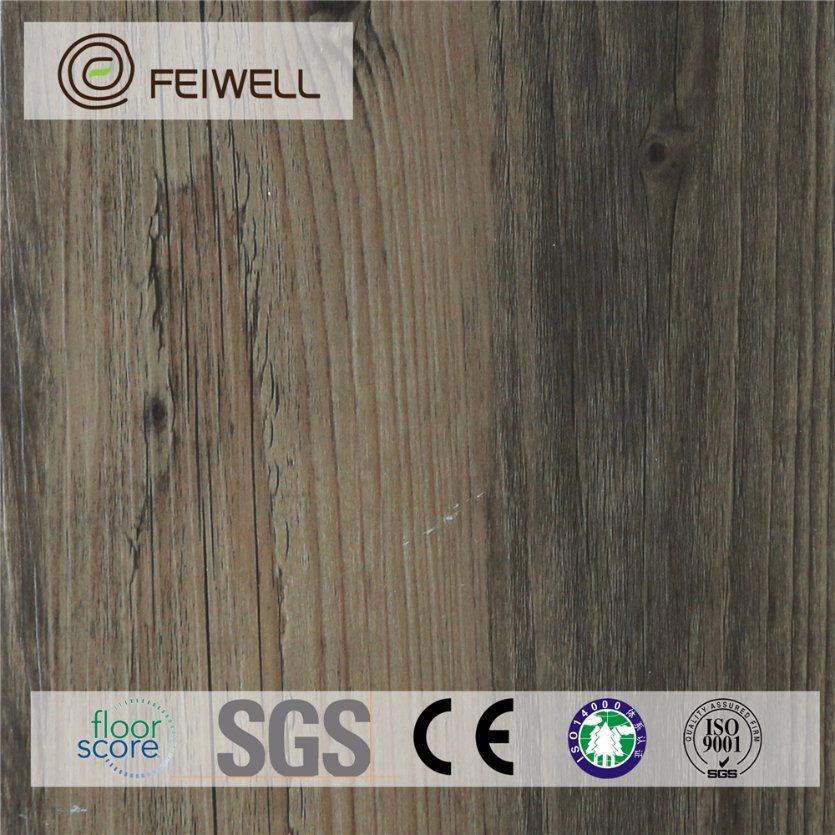 Simple Color Click Lock Spc Waterproof Indoor Floor