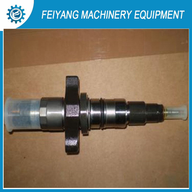 Diesel Engine Fuel Injector for Construction Machinery