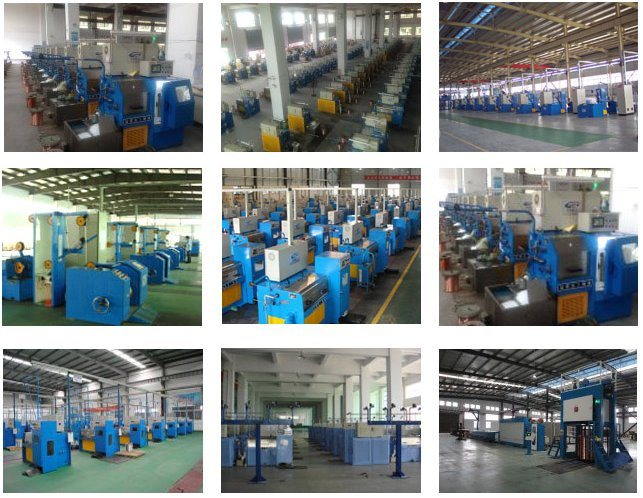 Rbd Wire Drawing Machinery Series