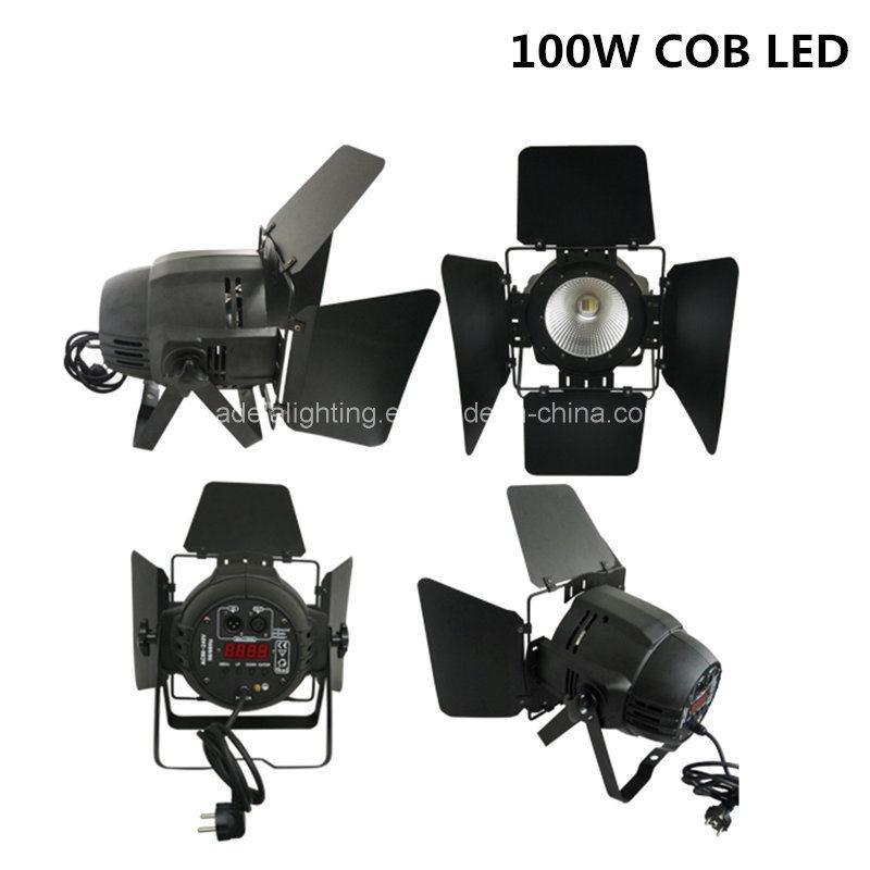 100W UV LED COB PAR Light