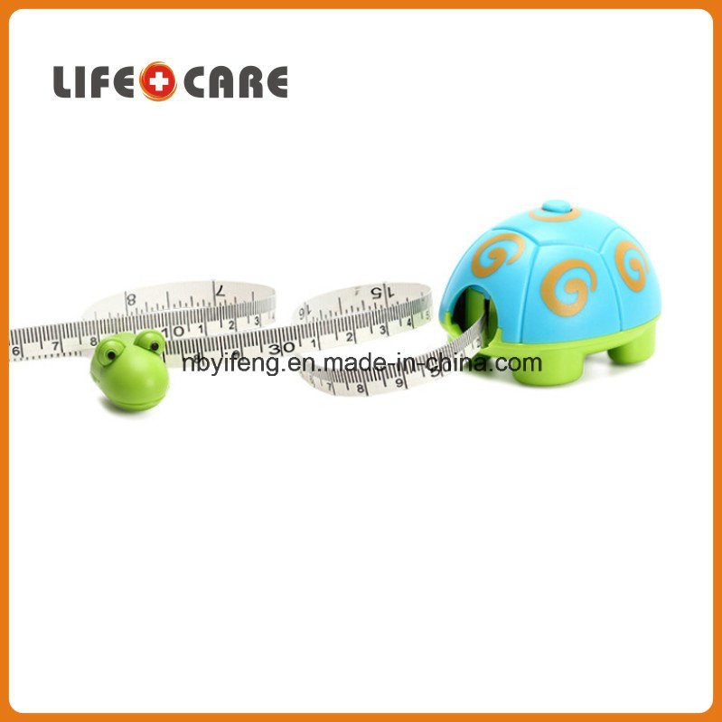 Promotion Portable Leather Plush Animal Measuring Tape