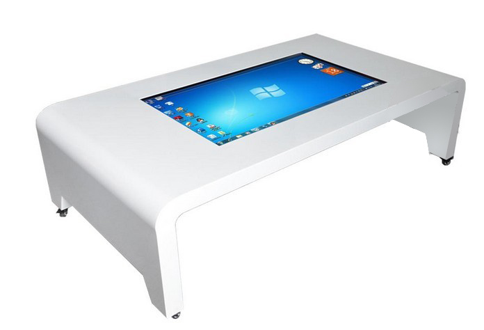 Smart Table Interactive Touch Screen All in One Kiosk Touch Table Kiosk