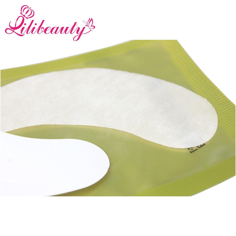 Hot Selling Under Eye Hydrol Gel Pads for Cosmetics Eyelash