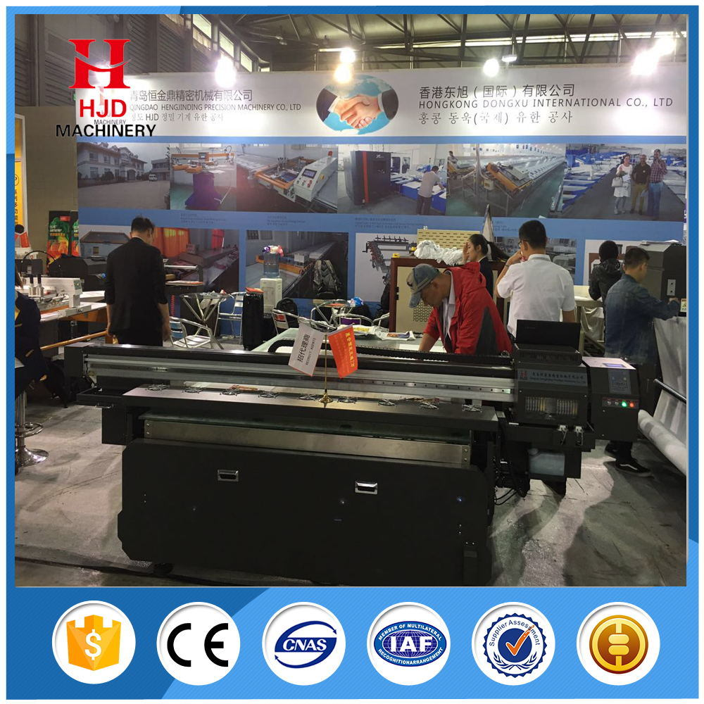 Flat Digital Screen Printer for T Shirt and Texitile
