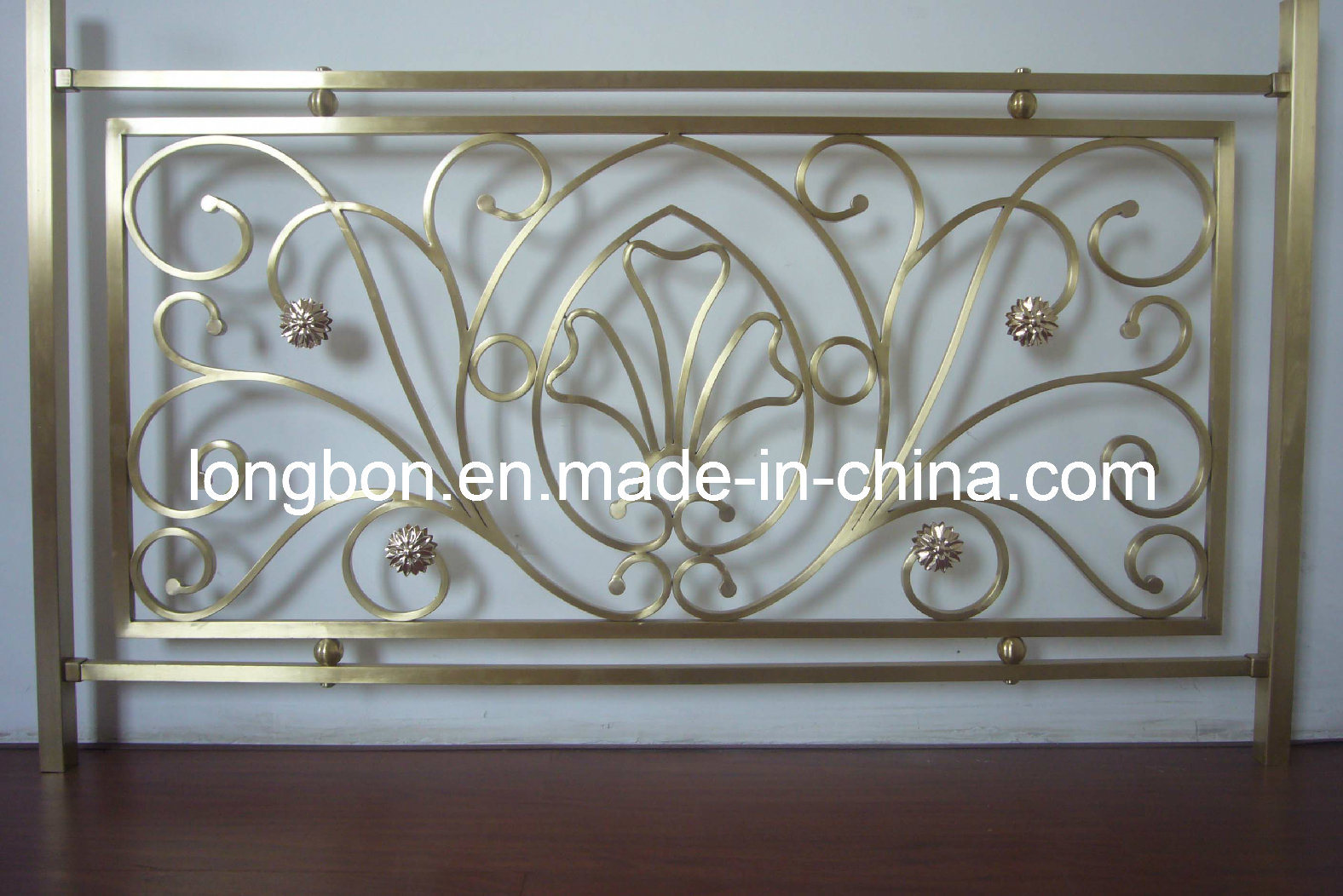 Designs for Steel Balcony Fence (LB-B-F-0011) - China Balcony ...