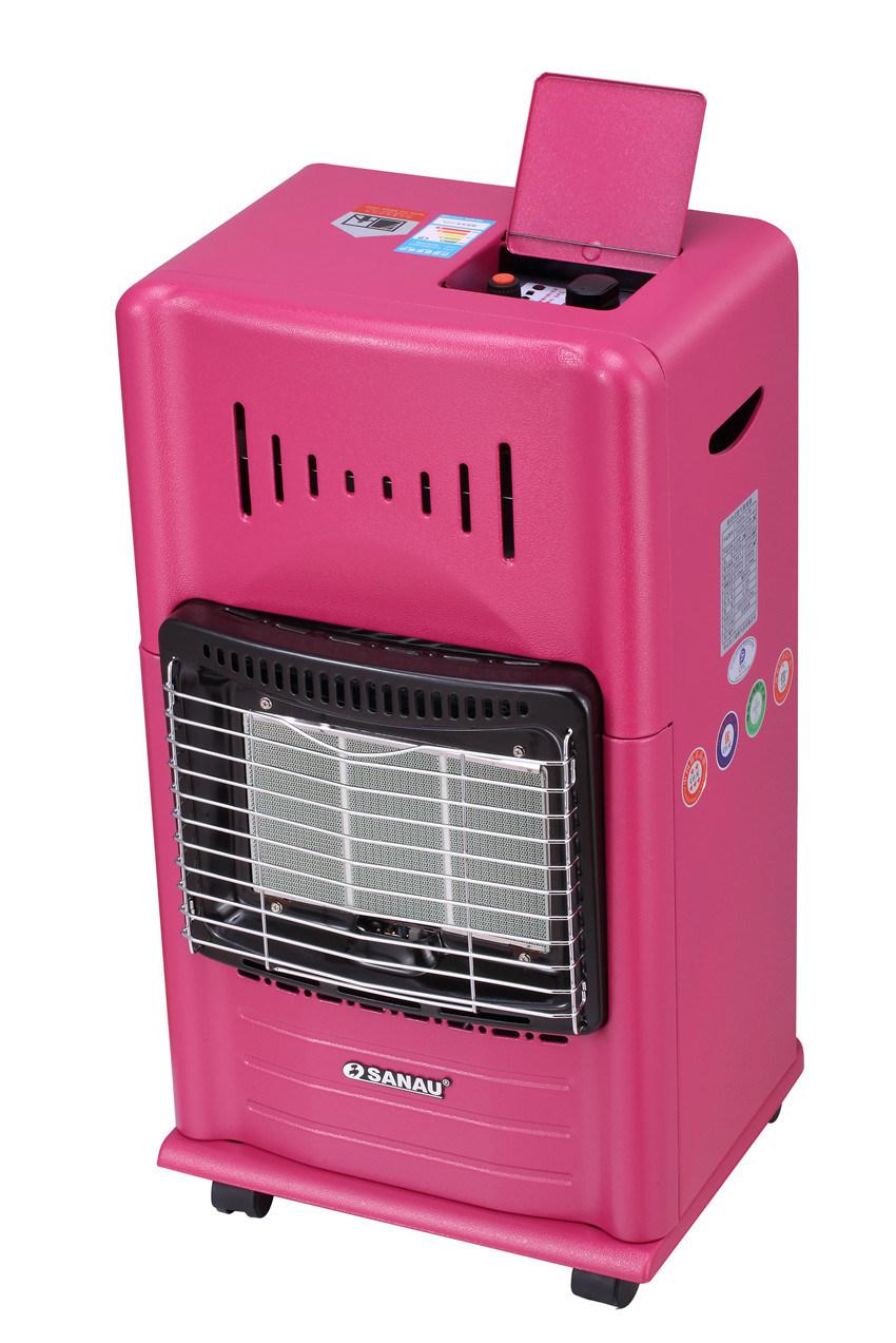 Mobile Gas Heater with Ceramic Burner Sn08-C