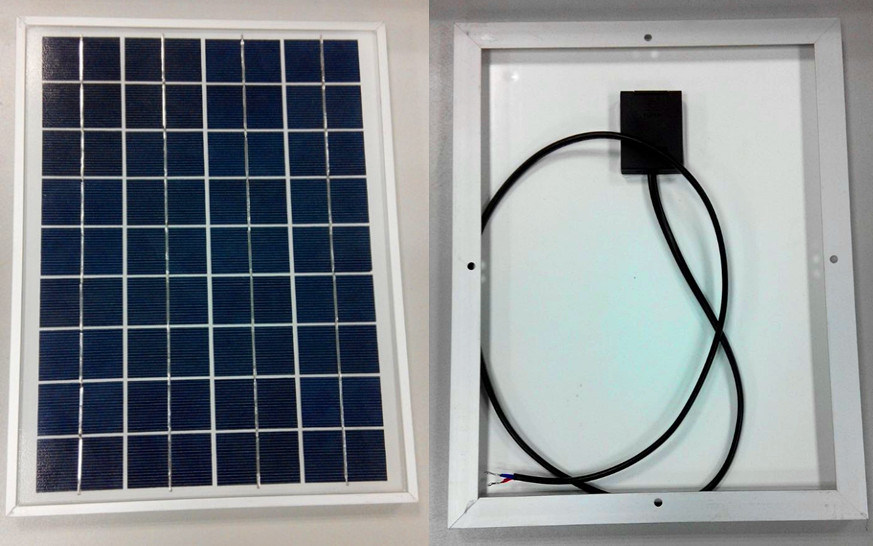 10W Portable Solar Panel Charge