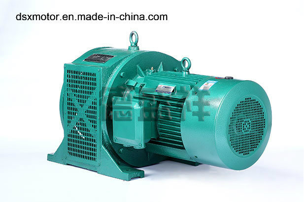 3kw Yct Electromagnetic Speed Asynchronous Motor Electric Motor AC Motor