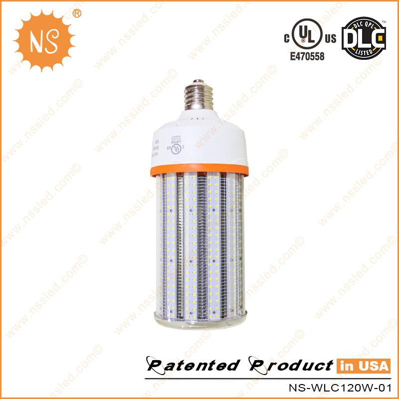 400W Metal Halide Replacement E39 E40 Mogul Base 120W LED Corn Light