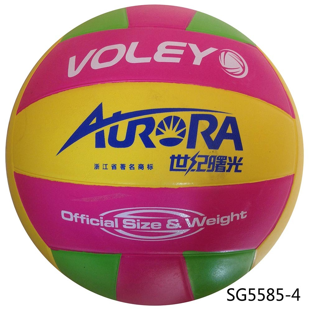 Professional Beach Rubber Volleyball
