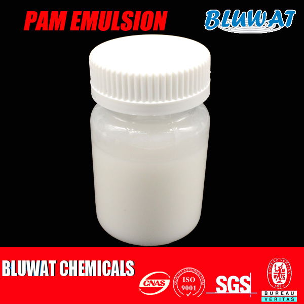 High Molecular Polyacrylamide Emulsion for Water Treatment