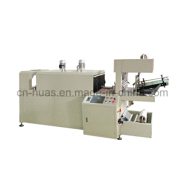 Automatic Tapes Shrink Packing Machine