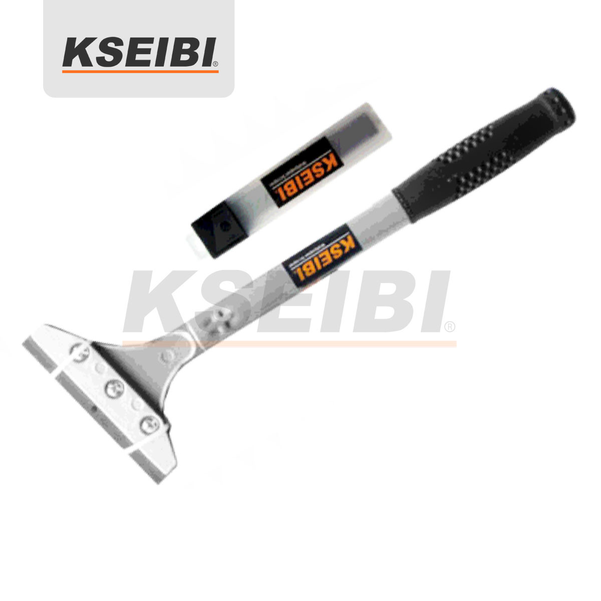 Tile Remover Kseibi Wallpaper Scraper with 5 Replacement Blade