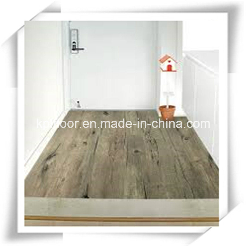 UV Coating Wood PVC Vinyl Floor Tile PVC Unilin Lvt Click Flooring