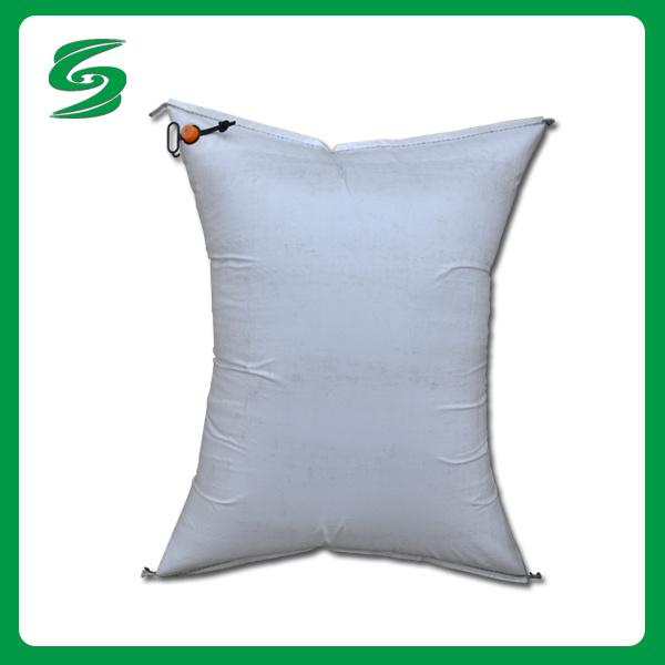 White Ppwoven Inflatable Dunnage Air Bag for Container