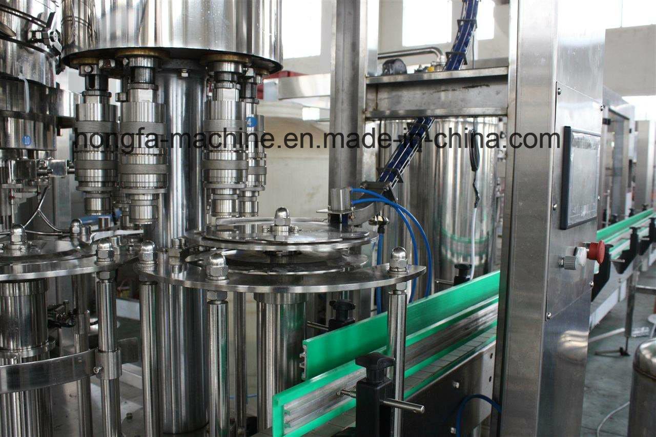 24-24-6 Full-Automatic Water Bottling Machine
