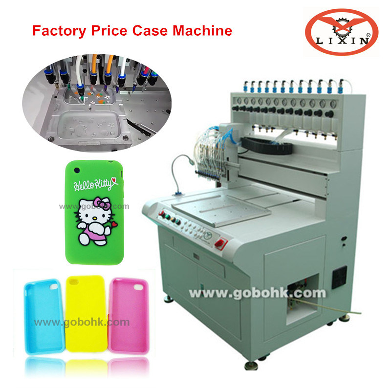 High Precision Automobile Mats Molding Injection Machine 12 Color