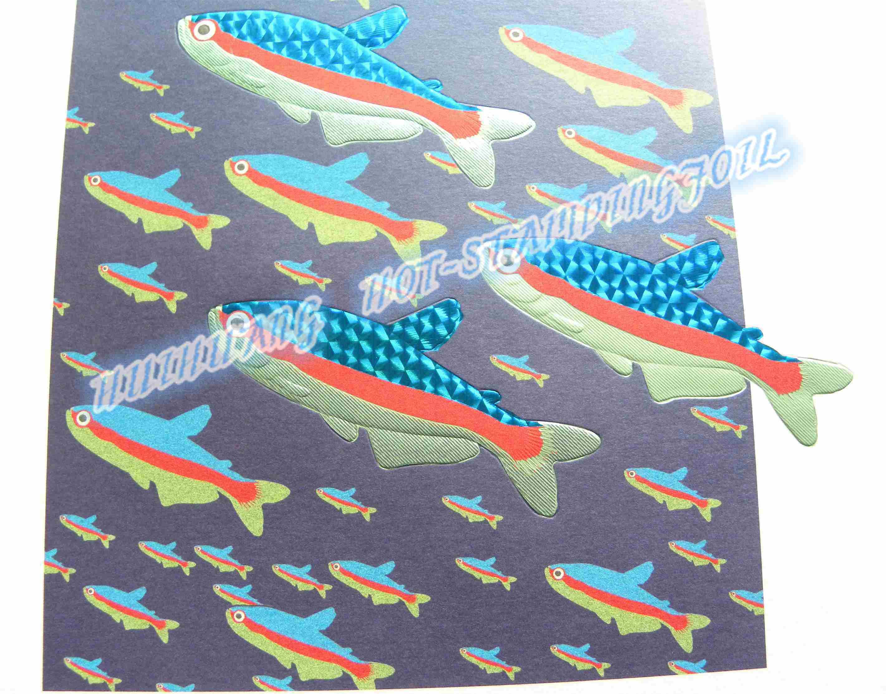 Holographic / Laser Hot Stamping Foil