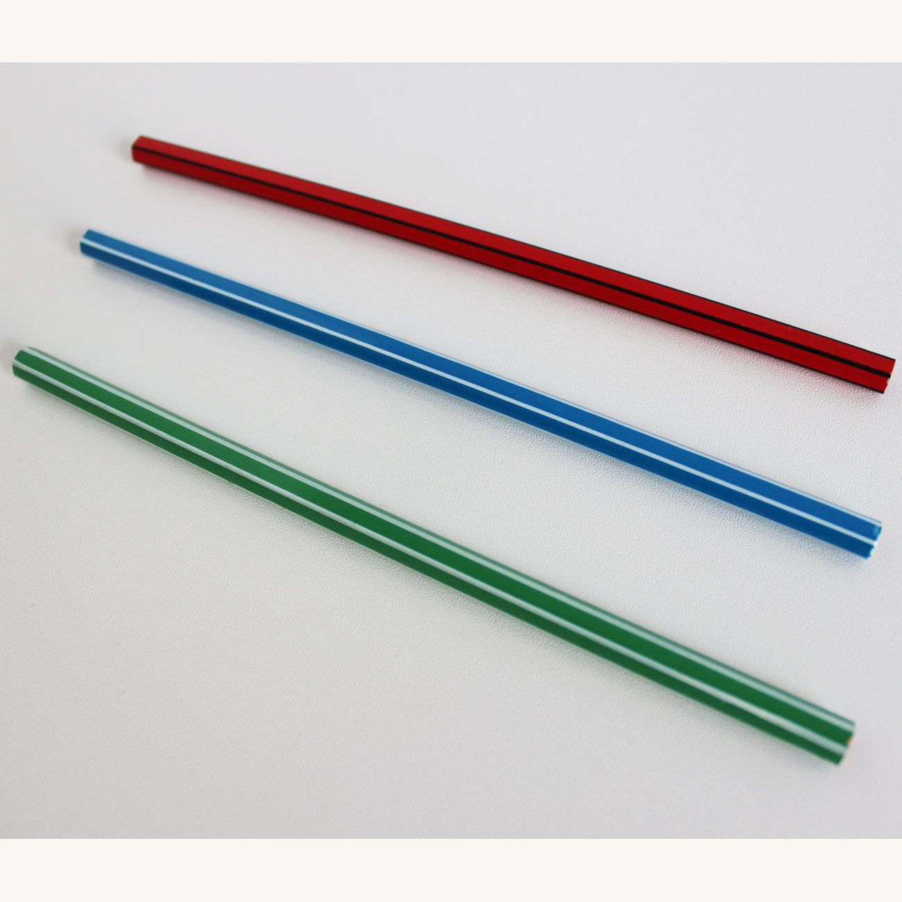 Hb Pencils with Stripe Coating and Eraser Tip