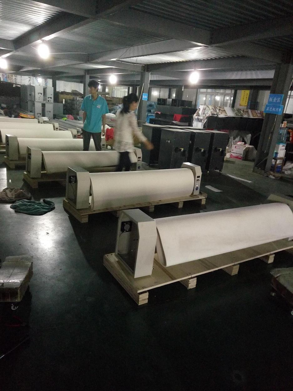 Roller Sublimation Heat Press Transfer Printing Machine