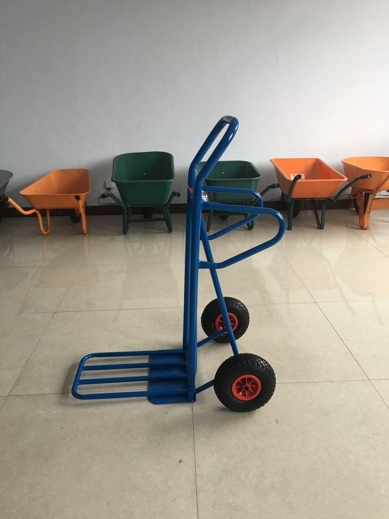 Metal Hand Trolley