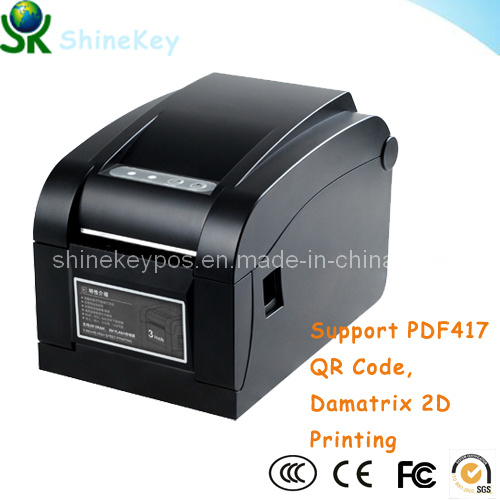 New Economical Thermal Barcode Printer (SK 350B)