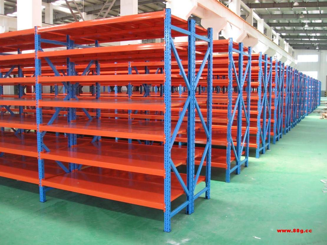 Medium Duty Long Span Racking with ISO Certificated
