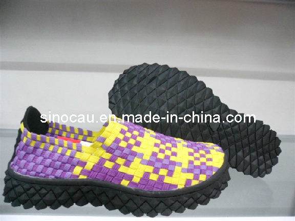 Knitting Sports Shoes for Woman