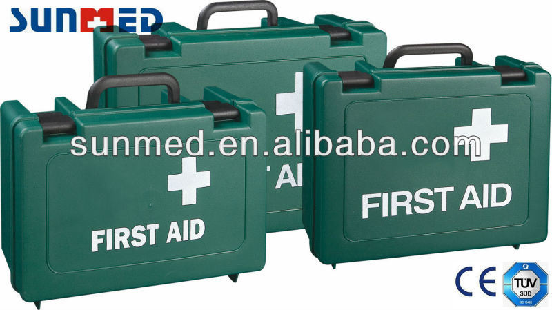 Plastic First Aid Box