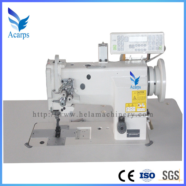 Double Needle High Speed Sewing Machine for Sofa, Suitcase and Cushion Gc20606