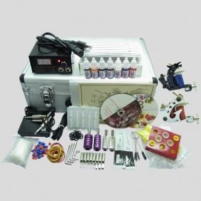 China complete tattoo kit china tattoo kits tattoo kit for Full tattoo kit