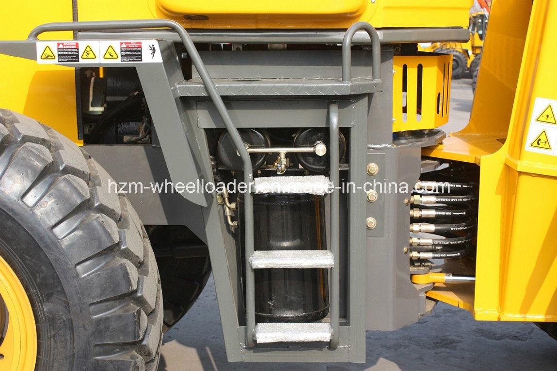 3000kg Wheel Loader Price List Best Loader for Sale
