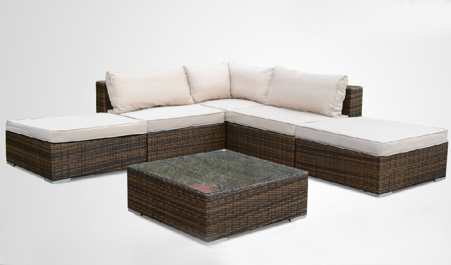 china rattan outdoor sofa 819 rattan wicker sofa. Black Bedroom Furniture Sets. Home Design Ideas