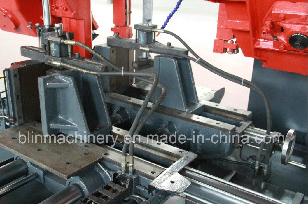 Horizontal CNC Full Automatic Band Saw (BL-HDS-J28NA/30NA/40N/50N)