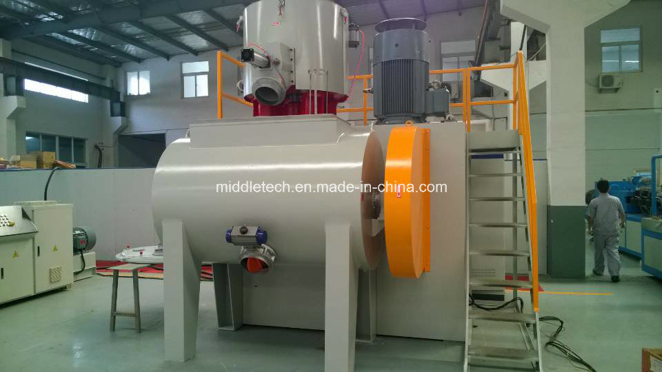 Plastic Granulation PVC/WPC Pelletizer/Granulation Line