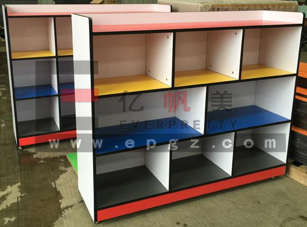 China Gorgeous Kindergarten Kids Toys Cabinet for Children ...