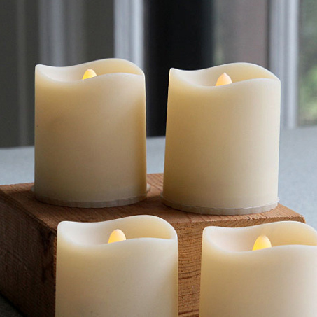 Home Decoration Hospitality Designs LED Candle