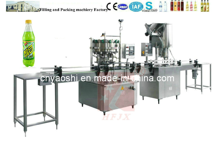 Small Carbonated Drink Filling Machine, Carbonated Soft Drink Filling Machine