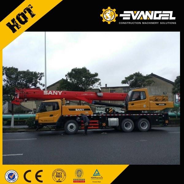 Sany 75 Tons Hydraulic Truck Crane Stc750