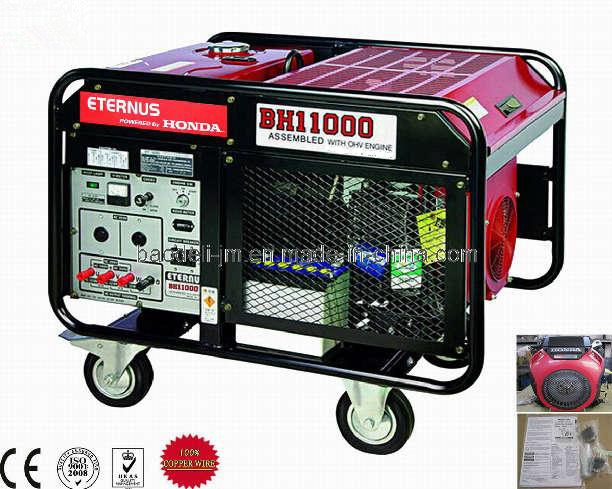 Powerful 8.5kw 8.5kVA Mobile Generator Generator (BH11000)