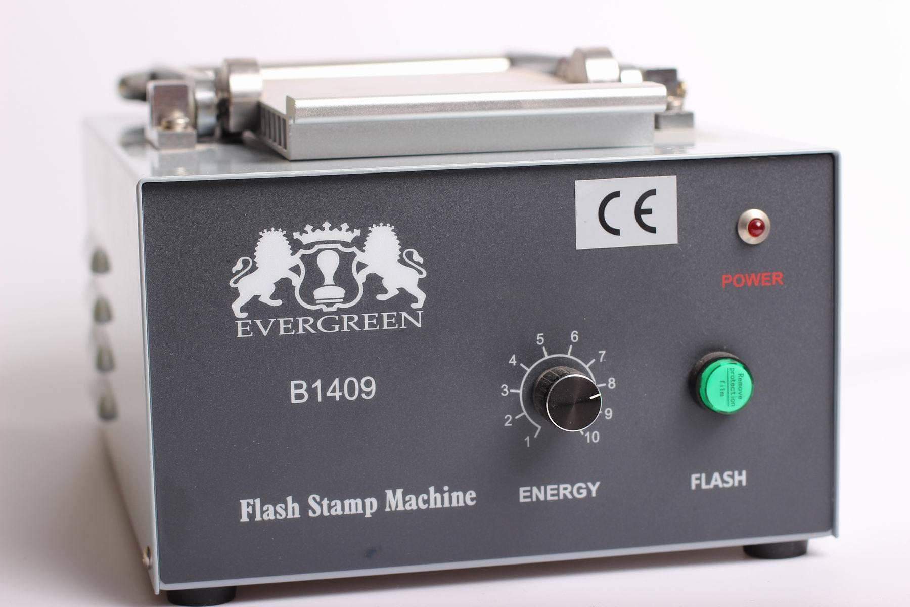 Flash Stamp Machine B1409+ for Frequent Use