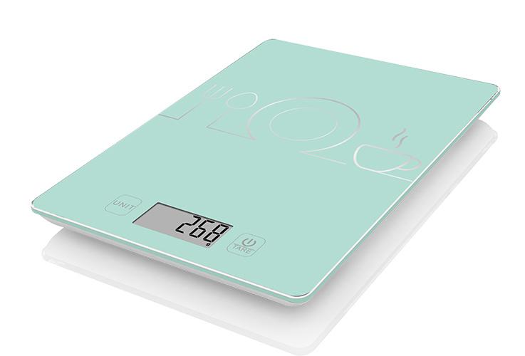 Measure Volume Electronic Kitchen Scale (BK713)