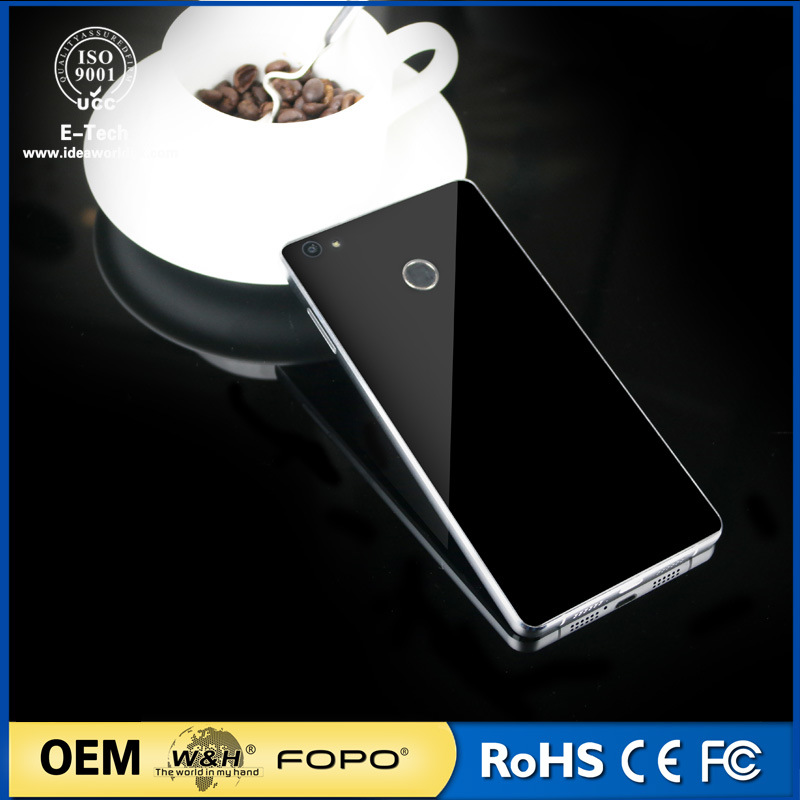 5.5 Inch 3GB RAM Android 6.0 Marshmallow Cell Phone