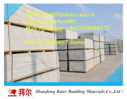 Calcium Silicate Board--Medium Density Ceiling with Good Quality and Reasonable Price